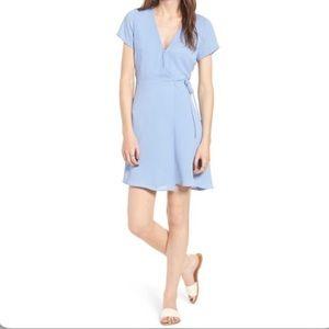 Lush — Olivia Wrap Dress